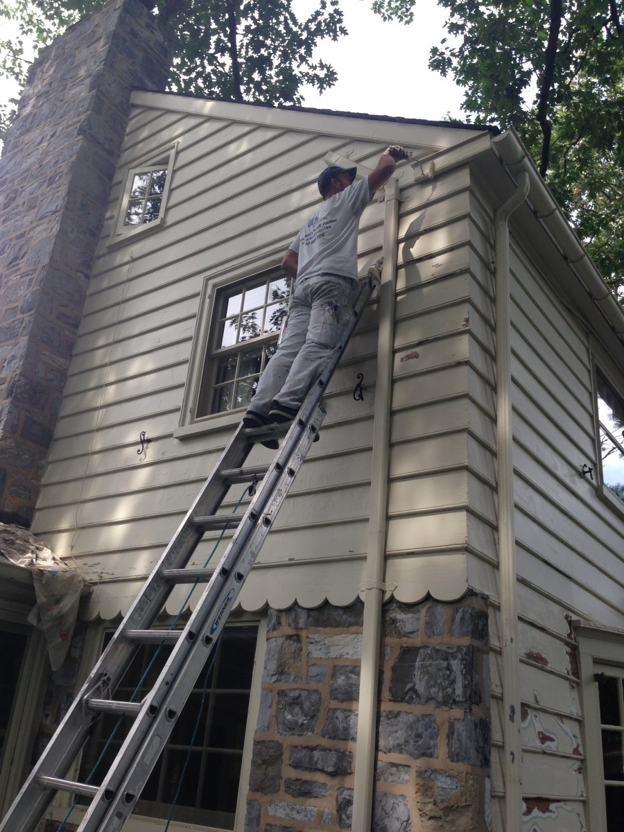 Schedule Your Exterior Painting Now!